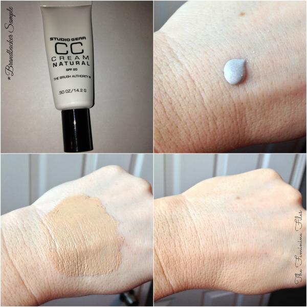 SG CC cream Collage