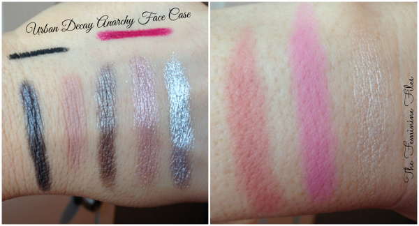 UD Collage swatches